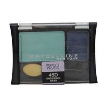 Maybelline Perfectas Pasteles Ojo Shadow #45d Seas Shocking