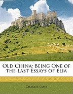essayist of old china