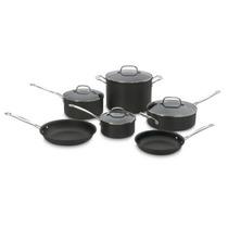 Juego Bateria Cocina Completo Antiadherente Cuisinart Pm0
