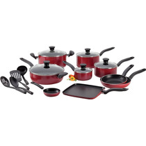 Tb Set T-fal A777si64 Initiatives Nonstick Inside And Out
