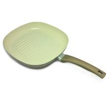 Sarten Grill Pan Square Antiadherente Ceramica Good And Good