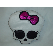 Almohada De Monster High De 36cms Bordada Y De Calidad
