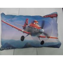 Bonita Almohada De Disney Planes Aviones