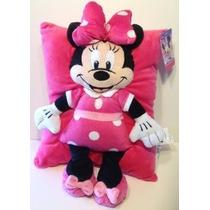 Disney Minnie Bow Felpa Almohada Carácter
