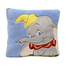 Disney Dumbo Almohada Decorativa Azul