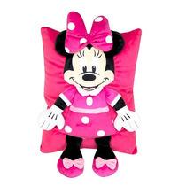 Disney Minnie Mouse Niño Almohada Decorativa - 11 X 15