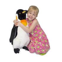 Pingüino De Peluche Niños Melissa & Doug Mn4
