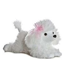 Perro Frensh Poodle De Pelche Aurora Flopsie