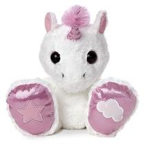 Unicornio Paton Taddle Toes Oso Peluche Aurora Importado