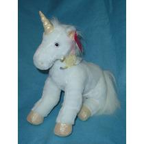 Unicornio De 35 Cms Suavecito Y Nuevo De Calidad Aurora