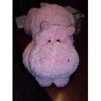 Hipopotamo Rosa Jumbo Mide 68cms $ 605.00 Dr9
