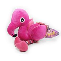 Peluche Flamingo Color Rosa Patas Largas Multicolor Nuevo
