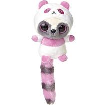 Oso Lemur Yoohoo Disfraz Panda Peluche 15 Cm Aurora