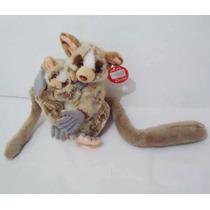 Lemur Con Su Hijo Marca Fiesta Peluche Changuito Zabumafu
