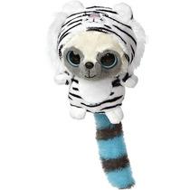 Oso Lemur Yoohoo Disfraz Tigre Blanco Peluche 15 Cm Aurora