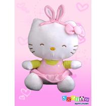 Hello Kitty Conejo Bunny Peluche Sanrio 25 Cm