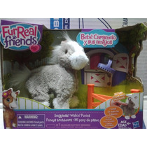 Fur Real Friends Pony Gris