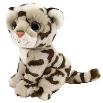 Leopardo De Juguete Suave - Wild Republic Nieve 7 Salvajes