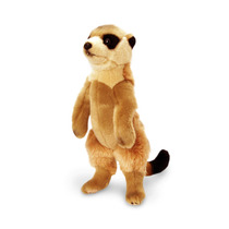Meerkat Peluche - Keel Toys Permanente De Vida Silvestre De