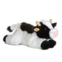 Vaca De Peluche Aurora Flopsie