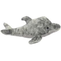 Delfin Flopsie Gigante 80 Cm Oso Peluche Aurora Importado