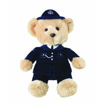 Oso De Peluche - Policeman 8 Inch Aurora Juguetes Niños Mi