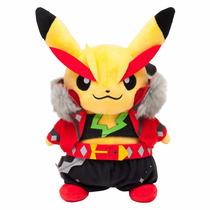 Cosplay Pikachu Rock Star Peluche Pokemon Center Tokio