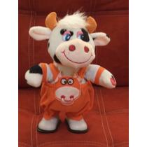 Vaca De Peluche Musical Baila Y Camina Nuevo Etiquetado
