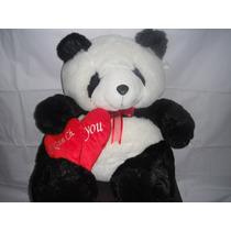 Oso Panda 60cms $650.00 Hlw
