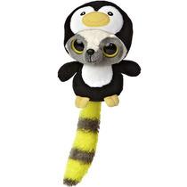 Oso Lemur Yoohoo Difraz Pinguino Peluche 15 Cm Aurora