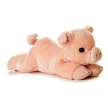 Cerdo Puerco Flopsie Oso Peluche Aurora Importado