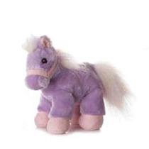 Pony De Peluche Aurora Mini Flopsie.