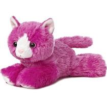 Gato Flopsie Peluche Aurora Importado