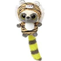 Oso Lemur Yoohoo Disfraz Tigre Bengala Peluche 15 Cm Aurora