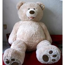 Oso De Peluche Teddy Bear Tamaño Gigante De 1.34 M (53 )