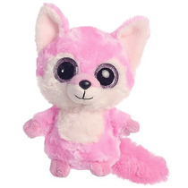 Oso Lemur Yoohoo Peluche Zorro Rosa 15 Cm Aurora