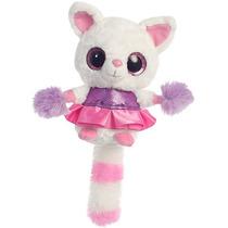 Oso Lemur Yoohoo Pammee Porrista Peluche 15 Cm Aurora