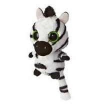 Oso Lemur Yoohoo Peluche Zebra 15 Cm Aurora