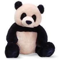 Gund Zi-bo Panda Oso De Peluche Animal Relleno