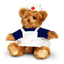 Oso De Juguete Suave - Keel Toys 18cm Doctor Nurse Hospital