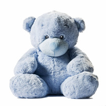 Teddy Bear - Baby Blue Bonnie 38cm Aurora Juguetes Bebés Ni