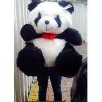 Peluche Gigante De 1mt De Alto Oso Panda