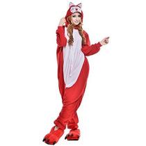 Disfraces De Halloween Onesie Animal Adultos Dormir Desgaste