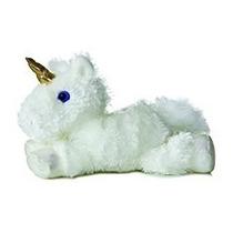 Unicornio Perro Flopsie Oso Peluche Aurora Importado