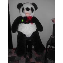 Oso Panda Bellismo $1700.00 Incluye Corazon