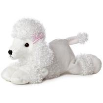 French Poodle Flopsie Oso Peluche Aurora Importado