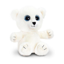 Oso De Peluche - Sparkle Panda 20cm Childrens Mimosa Felpa
