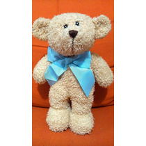Tierno Oso Osito Peluche My First Bear 30 Cm Ideal Para Bebé