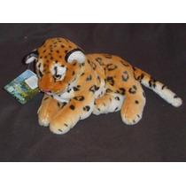 Leopardo Bebe -fiesta- Original Y Nuevo De Calidad