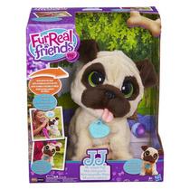 Mi Cachorro Saltarin Fur Real Pug Flete Gratis B0449 Hasbro
